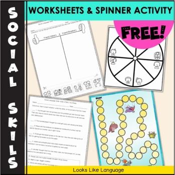Social Skills Activities: Friendship, Emotions, Perspectiv
