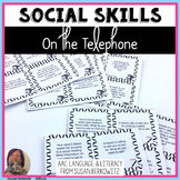 Social Language Skills | On the Telephone Game for Speech