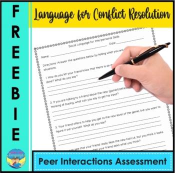 Social Language for Interpersonal Skills