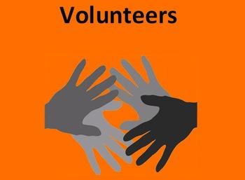 Social Living:  Volunteers