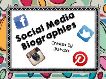 Social Medea Biographies