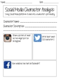 Social Media Character Analysis - Facebook, Twitter, Instagram