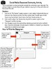 Social Media Classroom Community Activity
