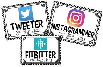 Social Media Classroom Jobs