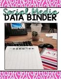 Social Media Data Binder for Teacher-Preneurs