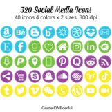 Social Media Icons: Instagram, Pinterest, Blog Lovin, 25 i