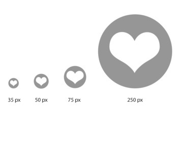Social Media Icons: Light Grey, 4 Sizes, Instagram, Twitter, TpT and Lots More!!
