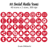Social Media Icons: SnapChat, Periscope, Twitter, Facebook