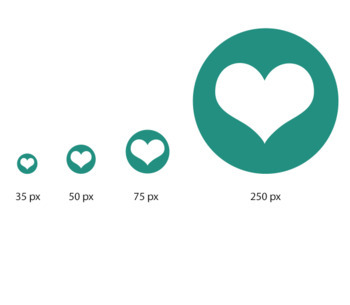 Social Media Icons: Teal, Green, 4 Sizes, Instagram, Twitter, TpT and Lots More!