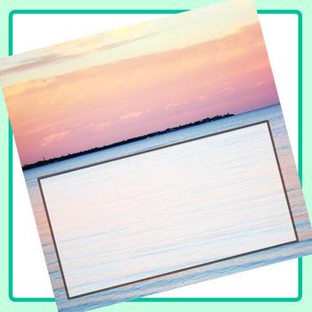 Social Media Image Templates - Instagram, Facebook, etc - Pictures Copy Space 03