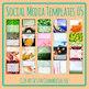 Social Media Image Templates - Instagram, Facebook, etc - Pictures Copy Space 05