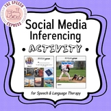 Social Media Inferencing Activity for Speech and Language Therapy
