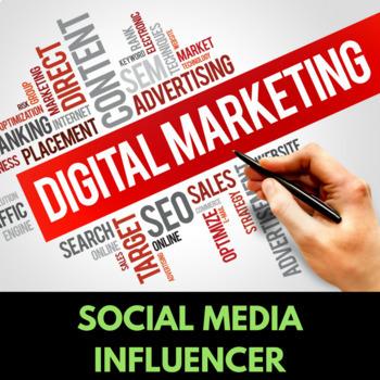 Social Media Influencers Marketing Activity