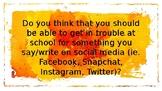 Social Media & Its Consequences