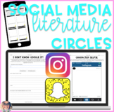 Social Media Literature Circles Bundles