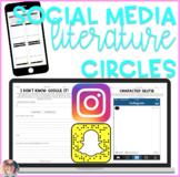 Social Media Literature Circles Bundles