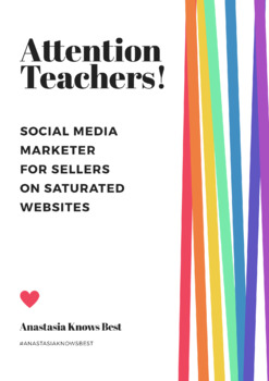 Social Media Marketer/Manager - Former Teacher