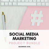 Social Media Marketing Activities and Projects Bundle