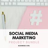 Social Media Marketing Project Bundle