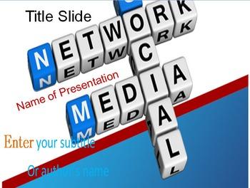 Social Media PPT Template