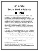 Social Media Permission Slips