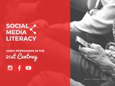 Social Media Persuasion Unit Bundle