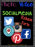 Back to School Social Media, Photo Video Release Form