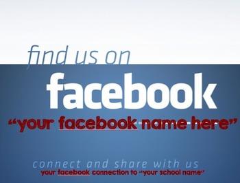 Social Media Posters or Handouts