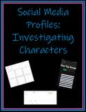 Social Media Profile: Investigating Characters