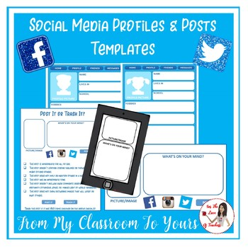 Social Media Profile & Post How To