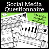 Social Media Questionnaire