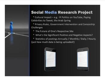 Social Media Research Project