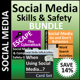 Social Media Safety and Skills Activities