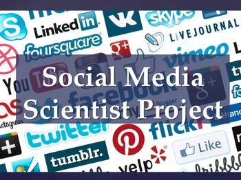 Social Media Scientist Project