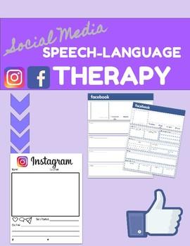 Social Media Speech-Language Therapy