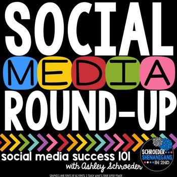 Social Media Strategies to Build your Brand: TPT Orlando 2016 Handout