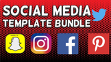 Social Media Template Bundle (Editable in Google Slides)