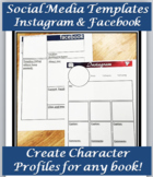 Social Media Templates: Instagram and Facebook