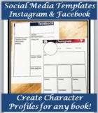 Social Media Templates: Instagram and Facebook