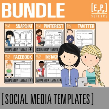 Social Media Templates Mini Bundle