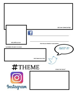 Social Media Theme & Character Review