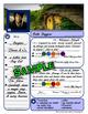Social Media Wall Packet (Super FUN class activity & NO PREP!)