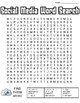 Social Media Word Search: 3 Difficulties