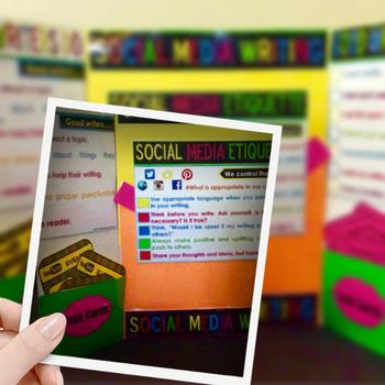 Social Media Writing Center