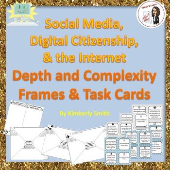 Social Media and Digital Citizenship Depth & Complexity Fr