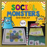 Social Skills: Social Monsters
