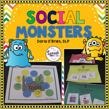 Social Skills: Social Monsters