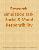 Social & Moral Responsibility RST/Synthesis Prompt