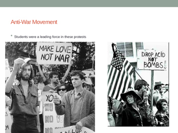 Social Movements in the 1960s