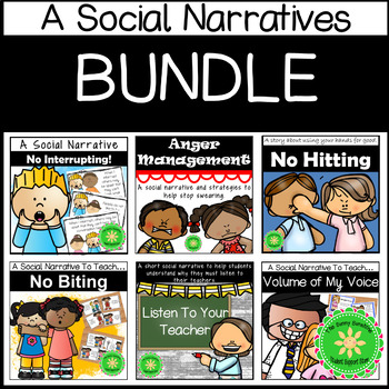 Social Narrative Bundle
